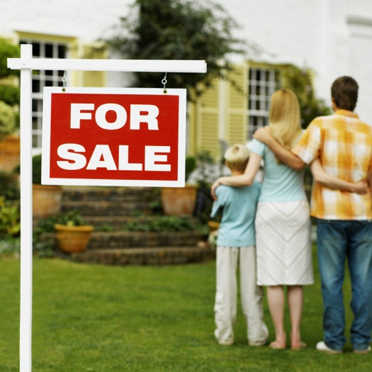 Family in Foreclosure