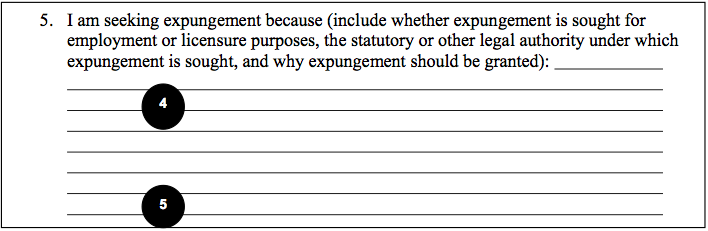 Minnesota expungement petition part-5