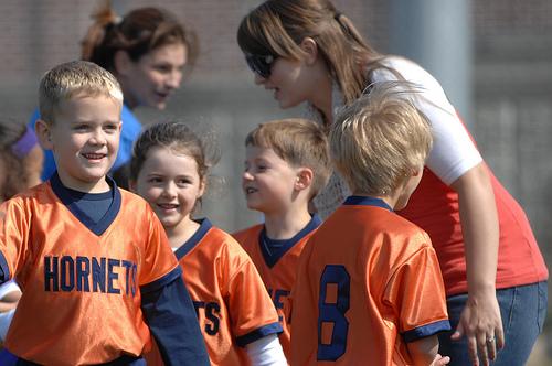Children Playing by USAG- Humphreys