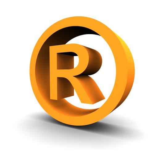 Trademark Symbol Rights Reserved