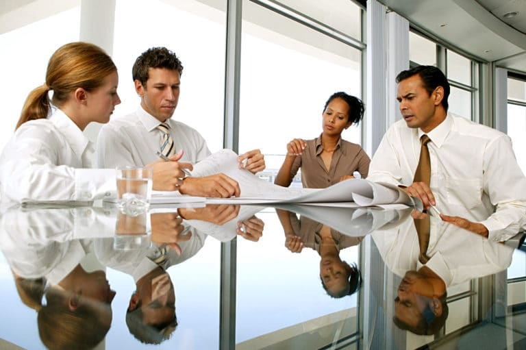 Do Company Managers Have a Right to Rely on Information from Others?