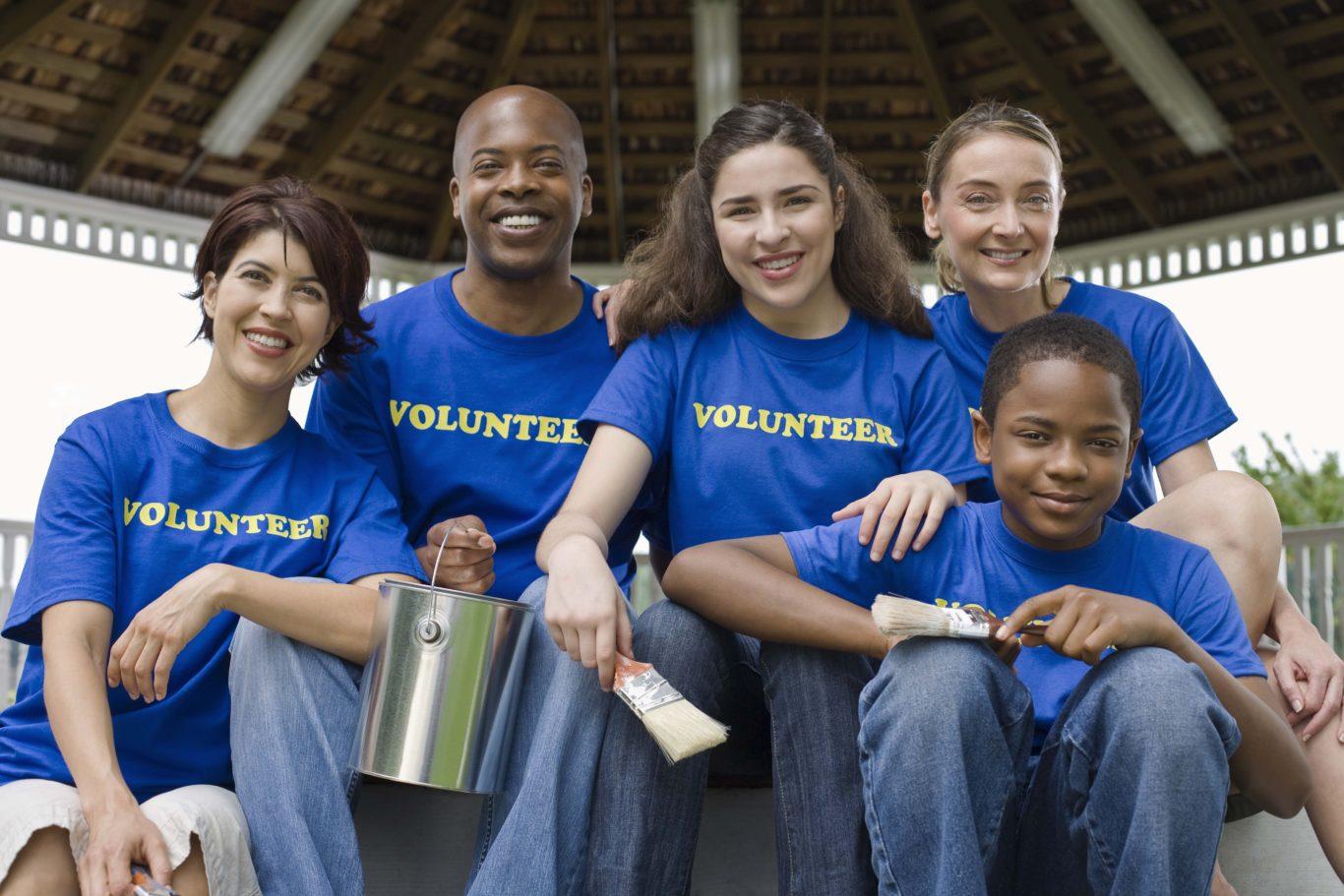 Nonprofit Organization Volunteers