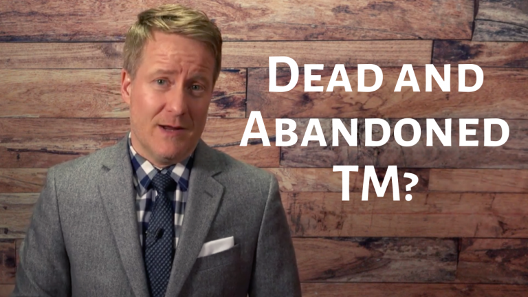 Can I Register a Dead or Abandoned Trademark?