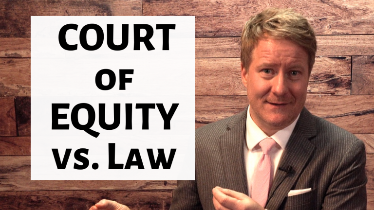 What is the Court of Equity?