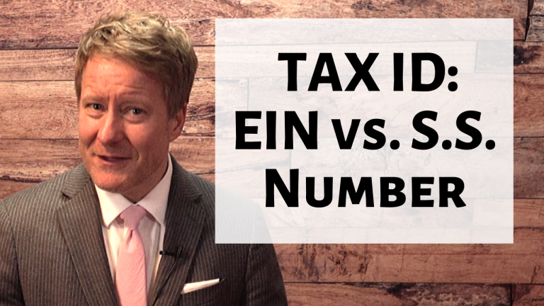 The Difference Between an EIN, Tax ID, and Social Security Number