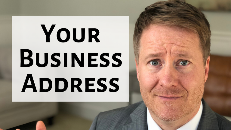 For My New Business, What Address Should I Use?