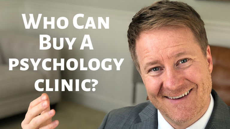 Corporate Practice of Psychology – Can a Clinic be Owned by Non-Psychologist?