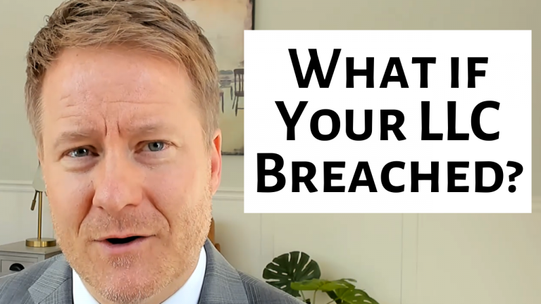 Am I Personally Liable If My LLC Breached a Lease Agreement?